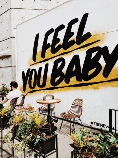 I feel you baby.